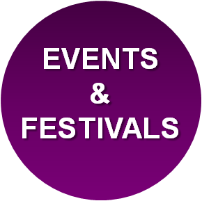 Check out the latest resort events and festivals